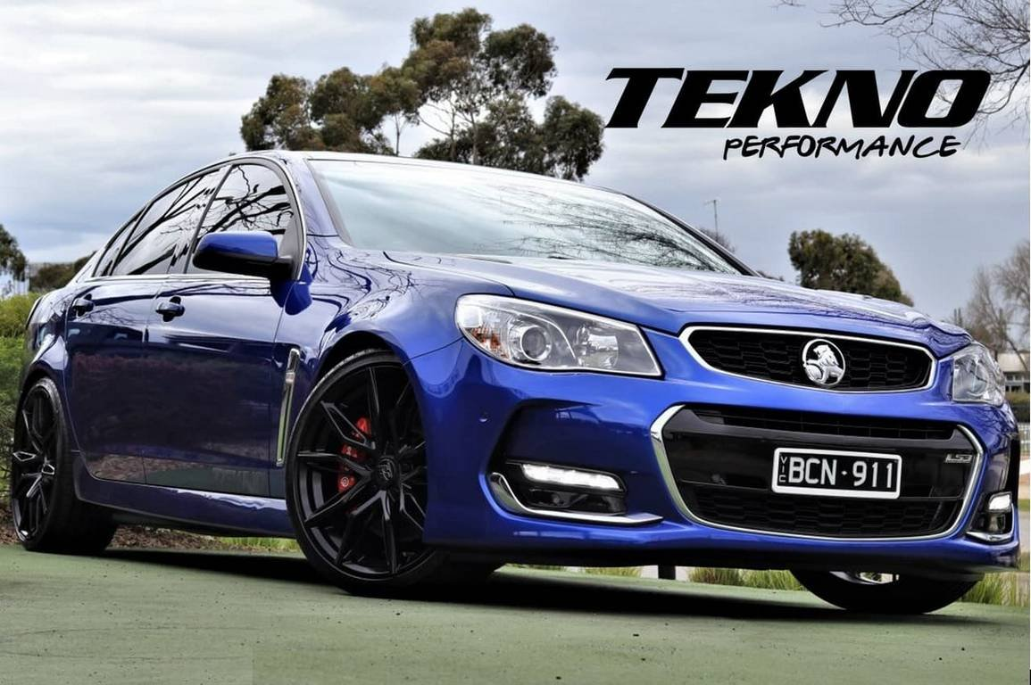 2015 Holden Commodore SS-V Redline VF II (Blue) for sale in