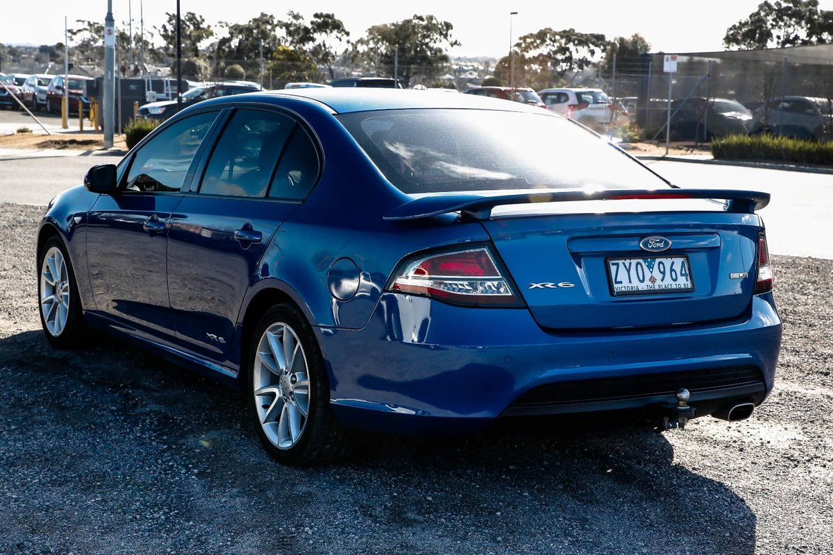 2013 Ford Falcon XR6 Ecolpi FG Mkii (Blue) for sale in
