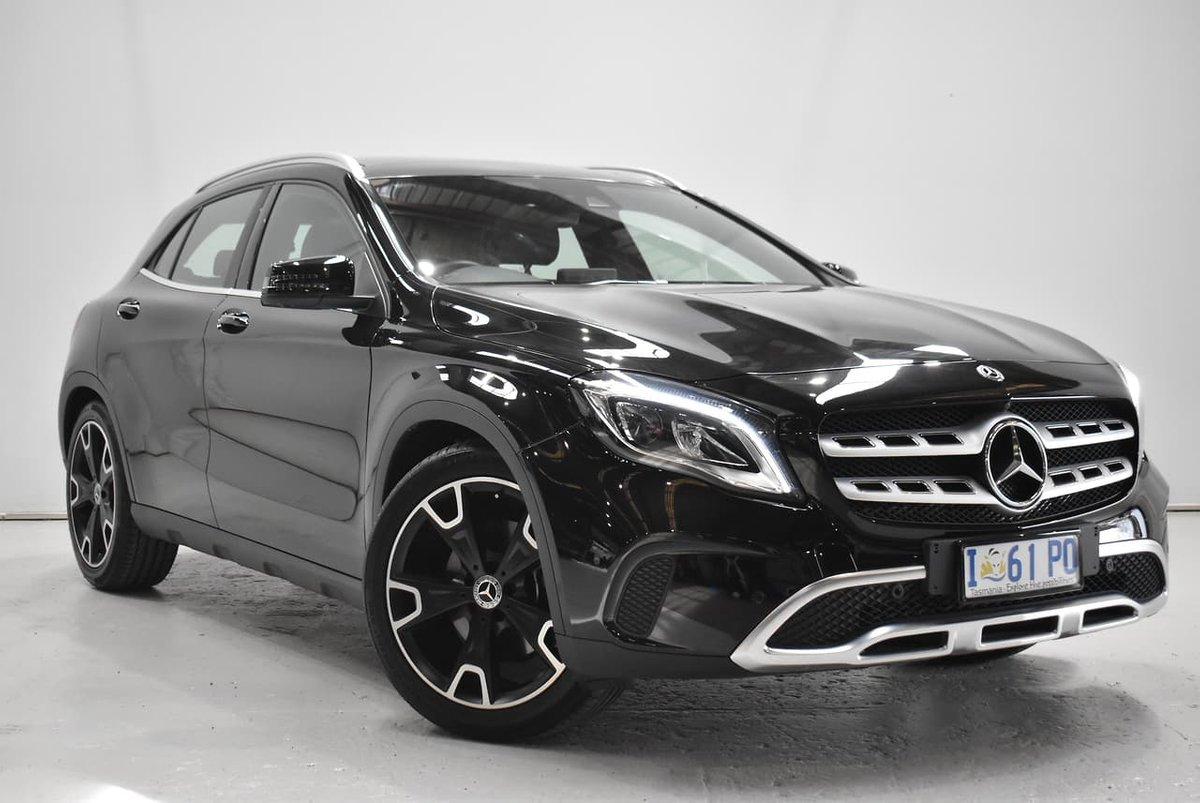2019 Mercedes-Benz GLA-Class GLA250 X156 Four Wheel Drive ...