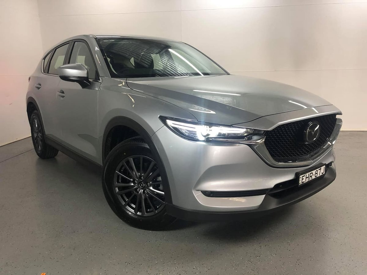 2020 Mazda Cx 5 Maxx Sport Kf Series For Sale In Gosford Nsw Silver Central Coast Motor Group