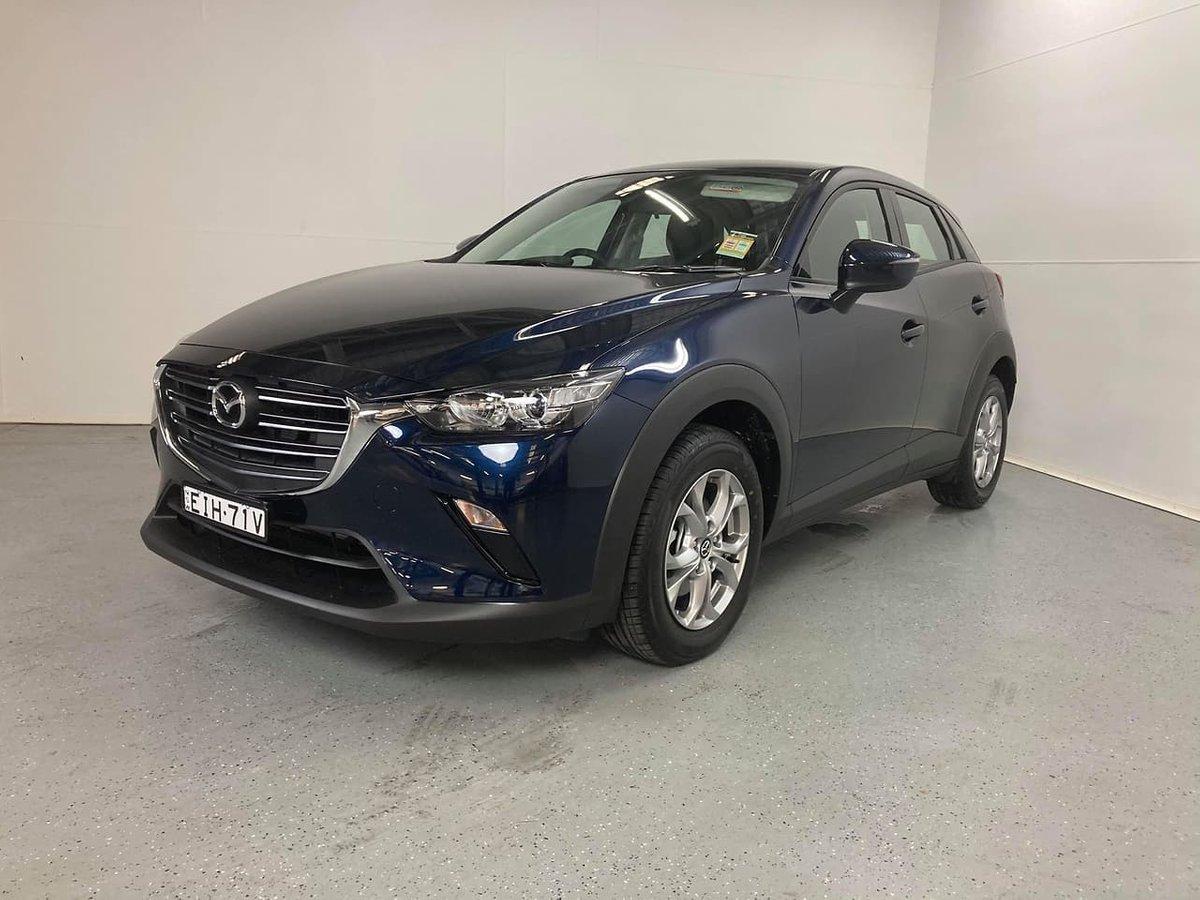 2020 Mazda CX-3 Maxx Sport DK 4X4 On Demand For Sale in ...