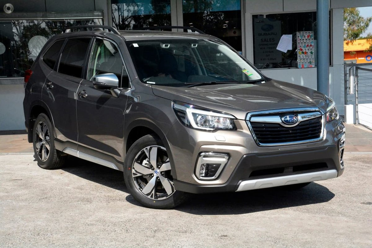 2020 Subaru Forester 2.5I-S S5 MY20 Four Wheel Drive For ...