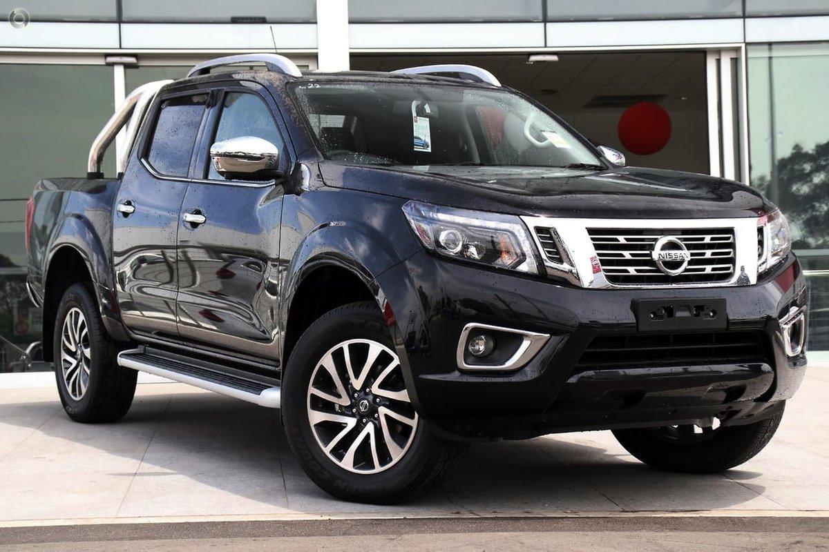 2020 Nissan Navara ST-X D23 Series 4 4X4 Dual Range For ...