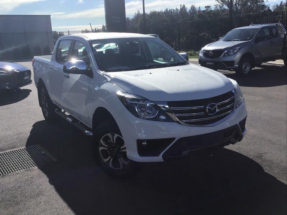 2020 mazda bt-50 xtr ur 4x4 dual range for sale in wyong