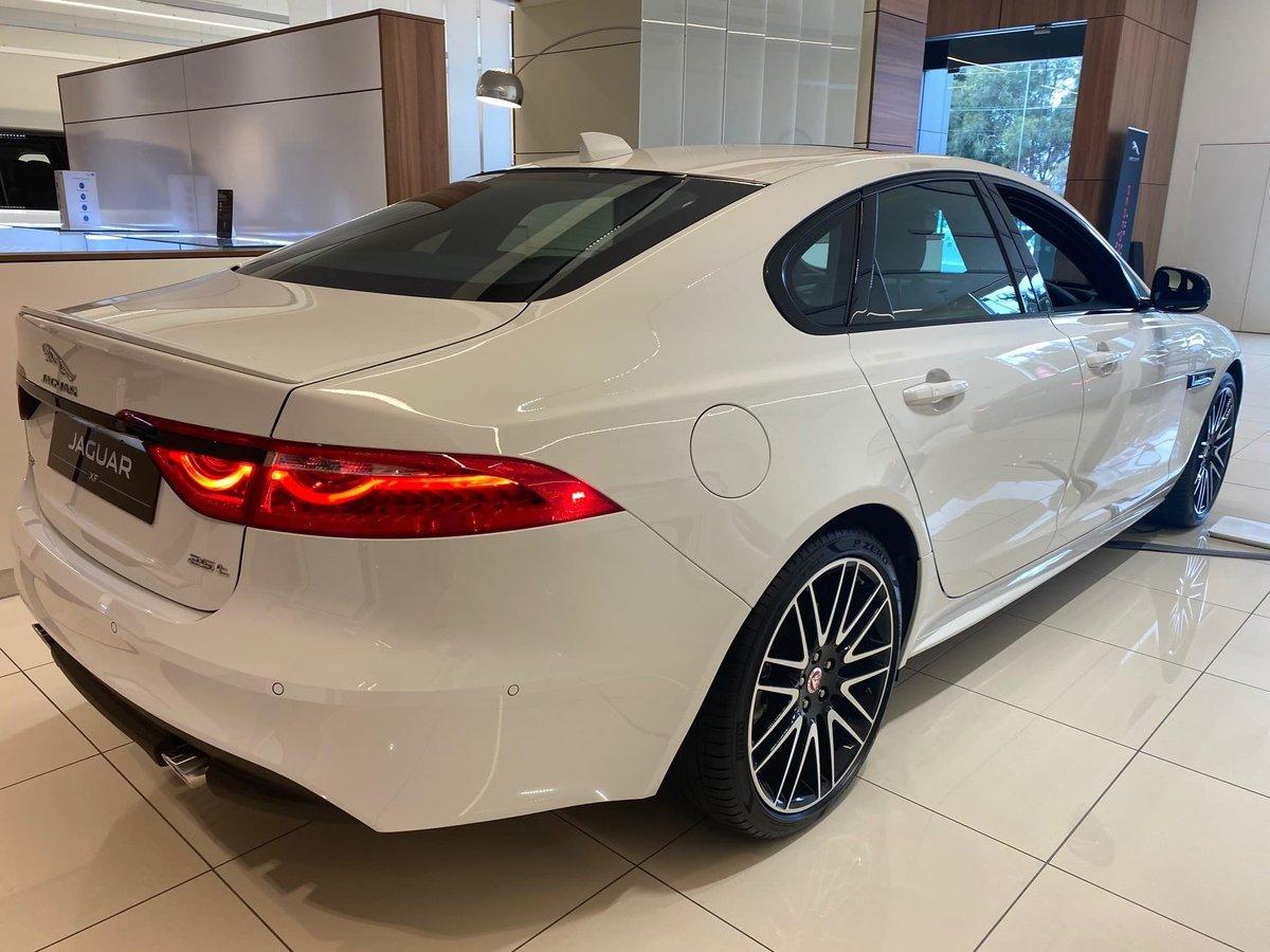 2019 Jaguar XF 25T R-Sport X260 MY20 For Sale in ...