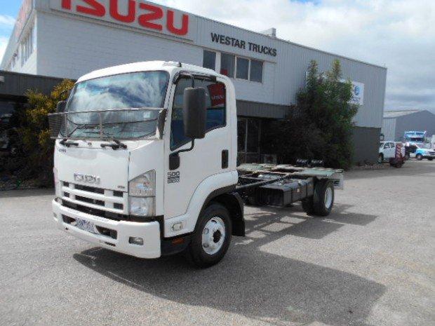 2009 Isuzu FRR500 ISUZU FRR500 CAB/CHASSIS 2009