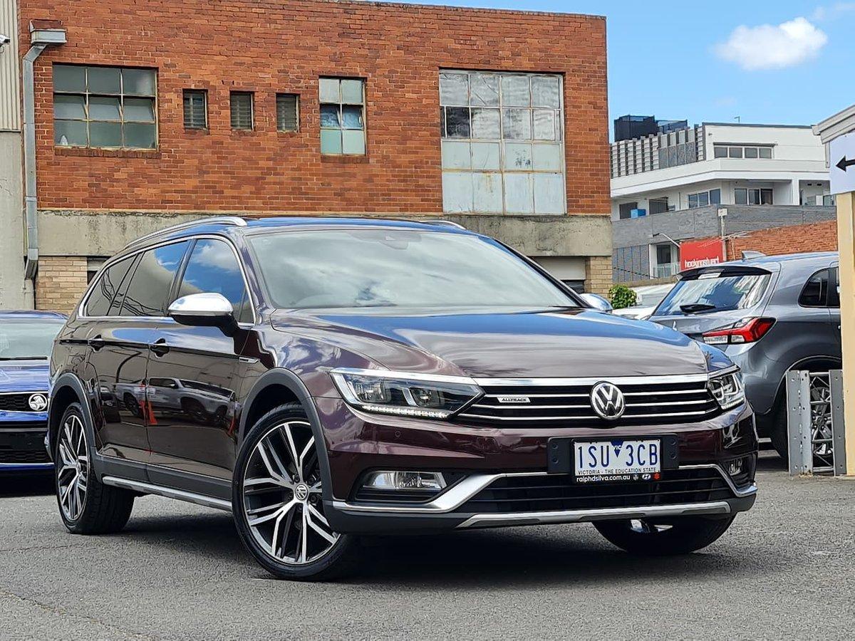 2017 Volkswagen Passat Alltrack Wolfsburg Edition B8 My18 Four Wheel Drive For Sale In Preston Ralph D Silva Suzuki