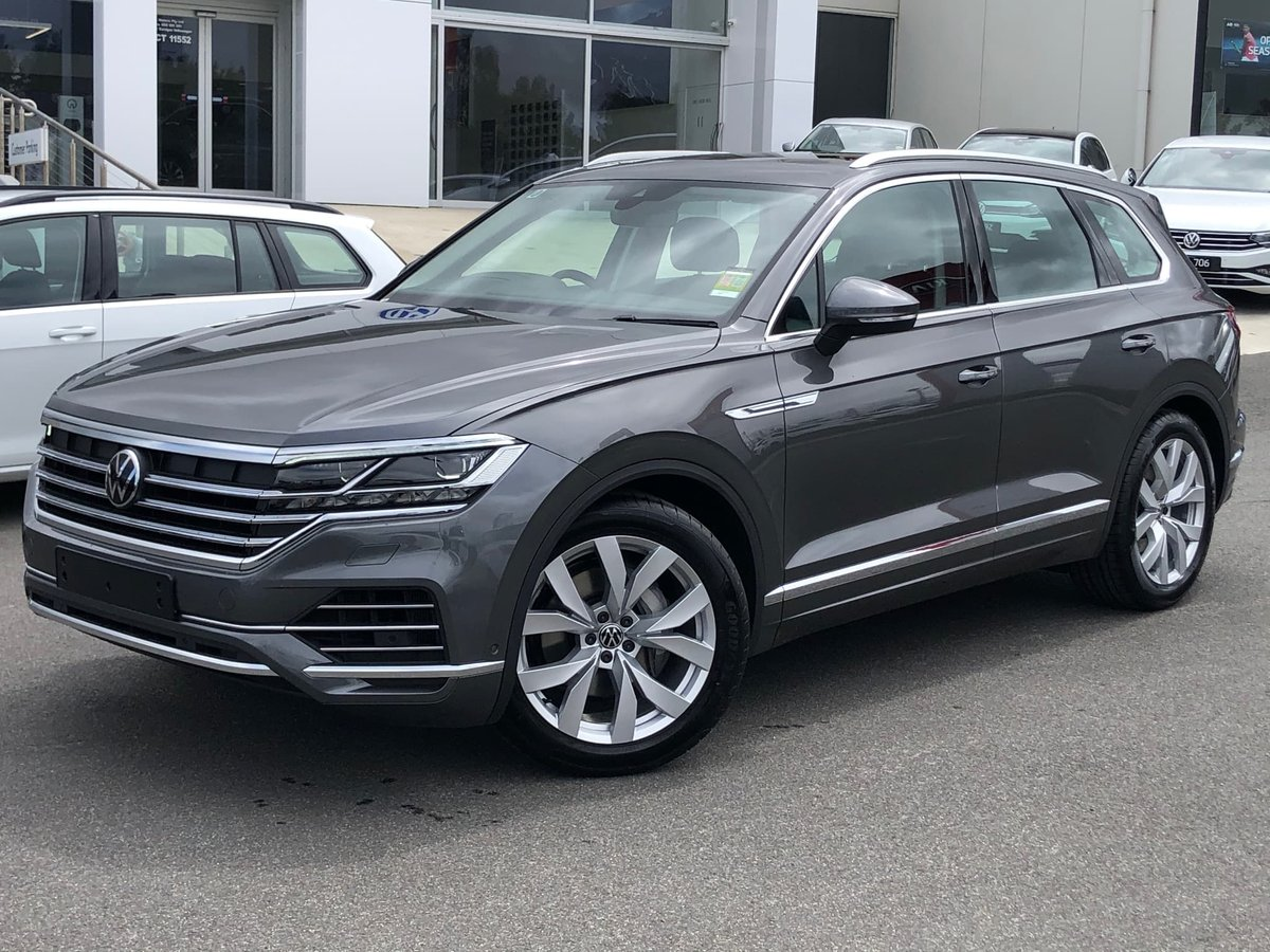 2020 Volkswagen Touareg 210tdi Elegance Cr My21 Four Wheel Drive For Sale In Traralgon Traralgon Volkswagen