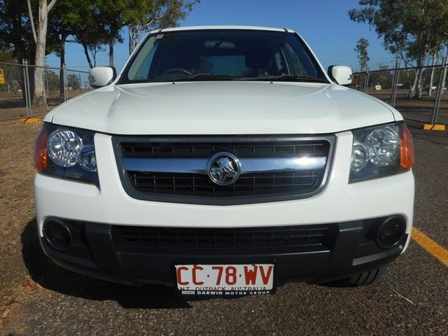 2009 Holden Colorado