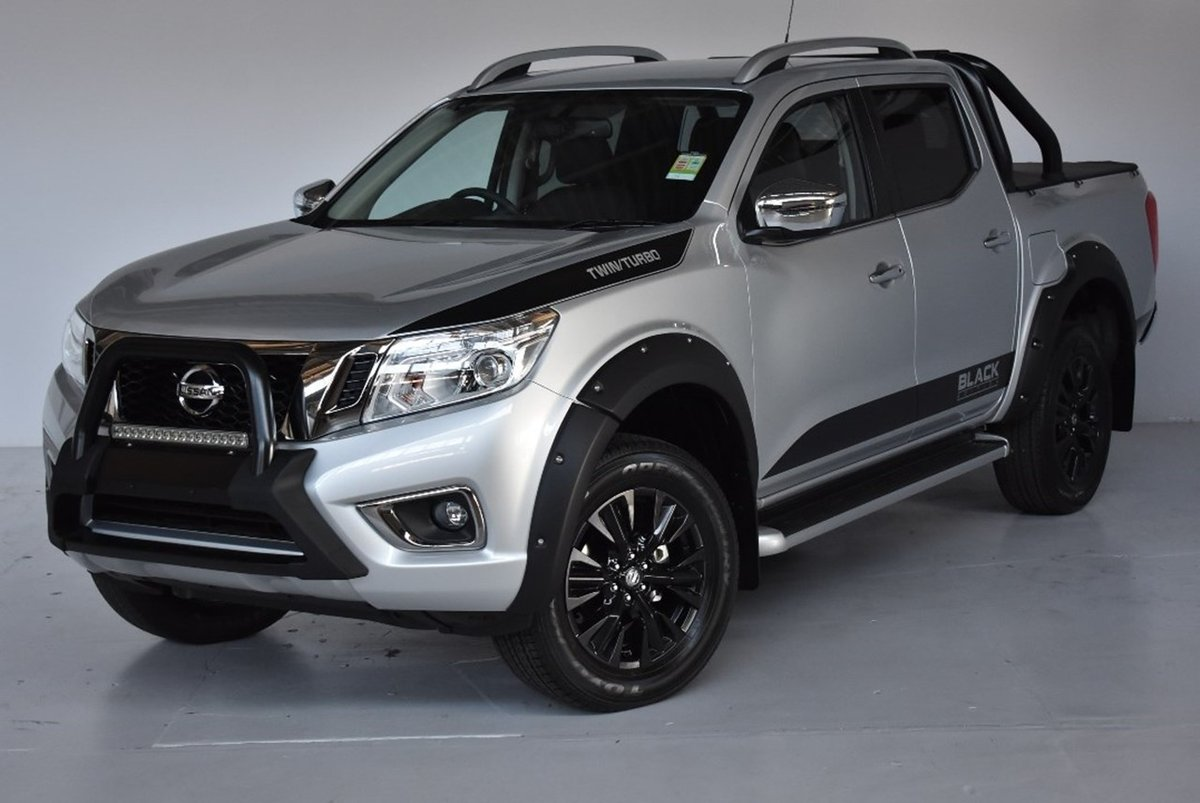 wyong nissan 2017 nissan navara st x n sport black edition d23 series 2 silver for sale in. Black Bedroom Furniture Sets. Home Design Ideas