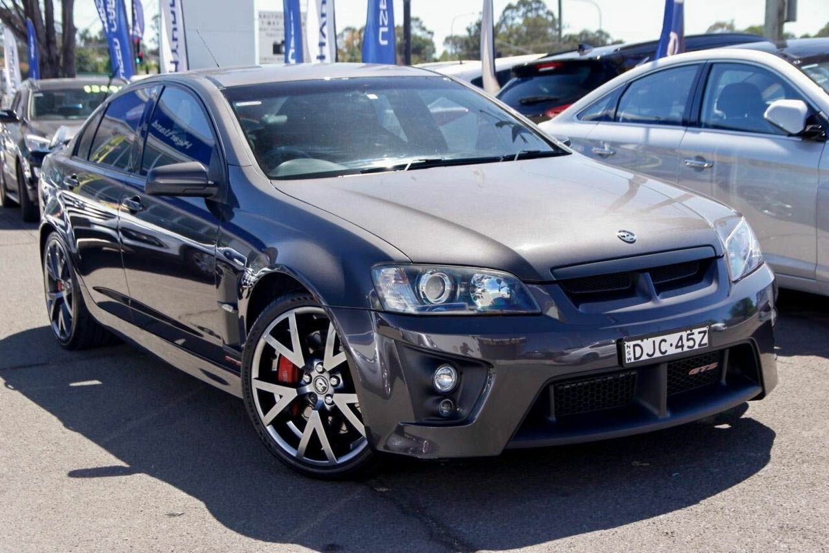 2007 Holden Special Vehicles GTS