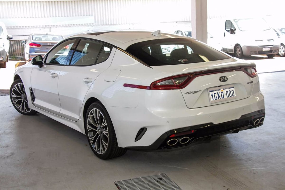 magic nissan 2017 kia stinger gt line ck white for sale in melville. Black Bedroom Furniture Sets. Home Design Ideas