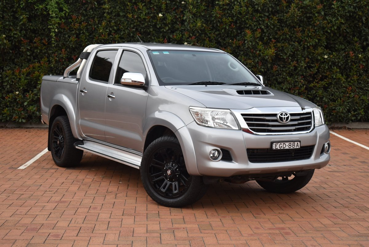 225 Toyota Hilux SR25 KUN25R MY25 25X25 Dual Range For Sale in