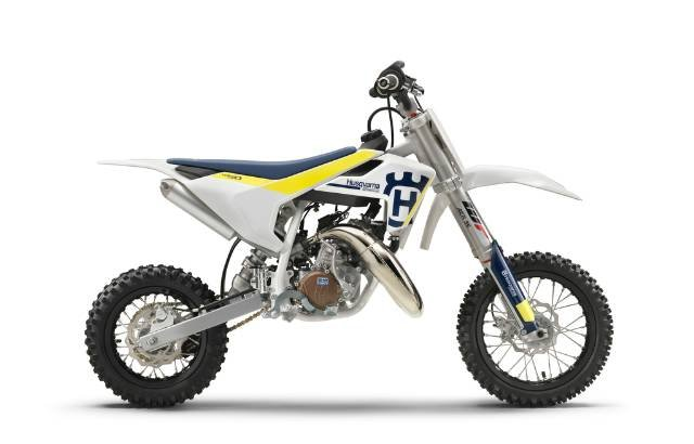 2018 HUSQVARNA 50 MINI ADVENTURE