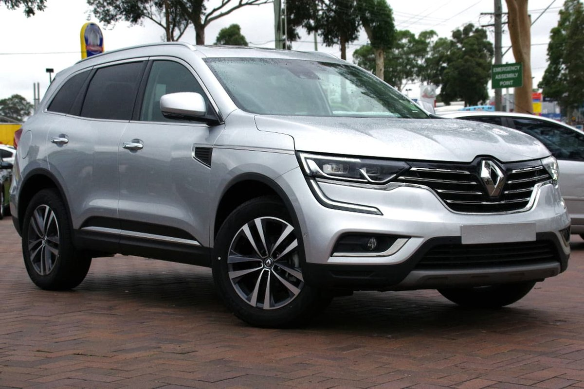 2017 renault koleos intens hzg silver for sale in castle hill sydney. Black Bedroom Furniture Sets. Home Design Ideas