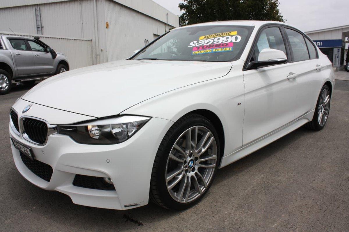 BMW I M Sport F White For Sale In Orange Tony Leahey - Bmw 320i m sport