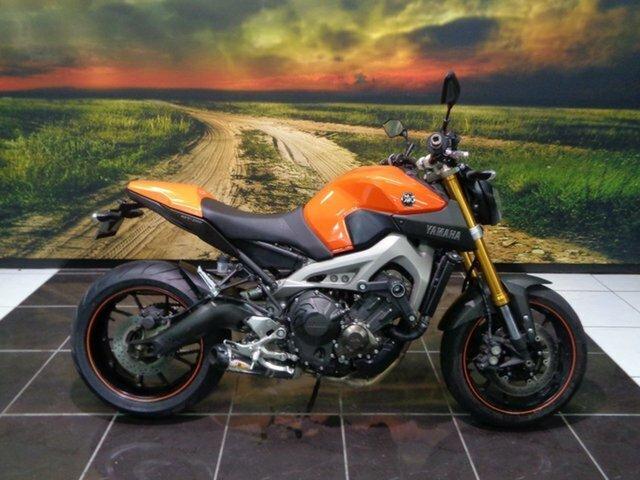 2014 Yamaha MT-09 (Orange) for sale in West Ipswich - Ultimate ...