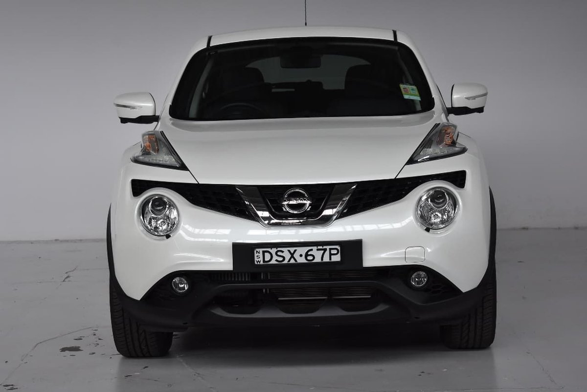wyong nissan 2017 nissan juke ti s f15 series 2 4x4 on demand white for sale in north wyong. Black Bedroom Furniture Sets. Home Design Ideas