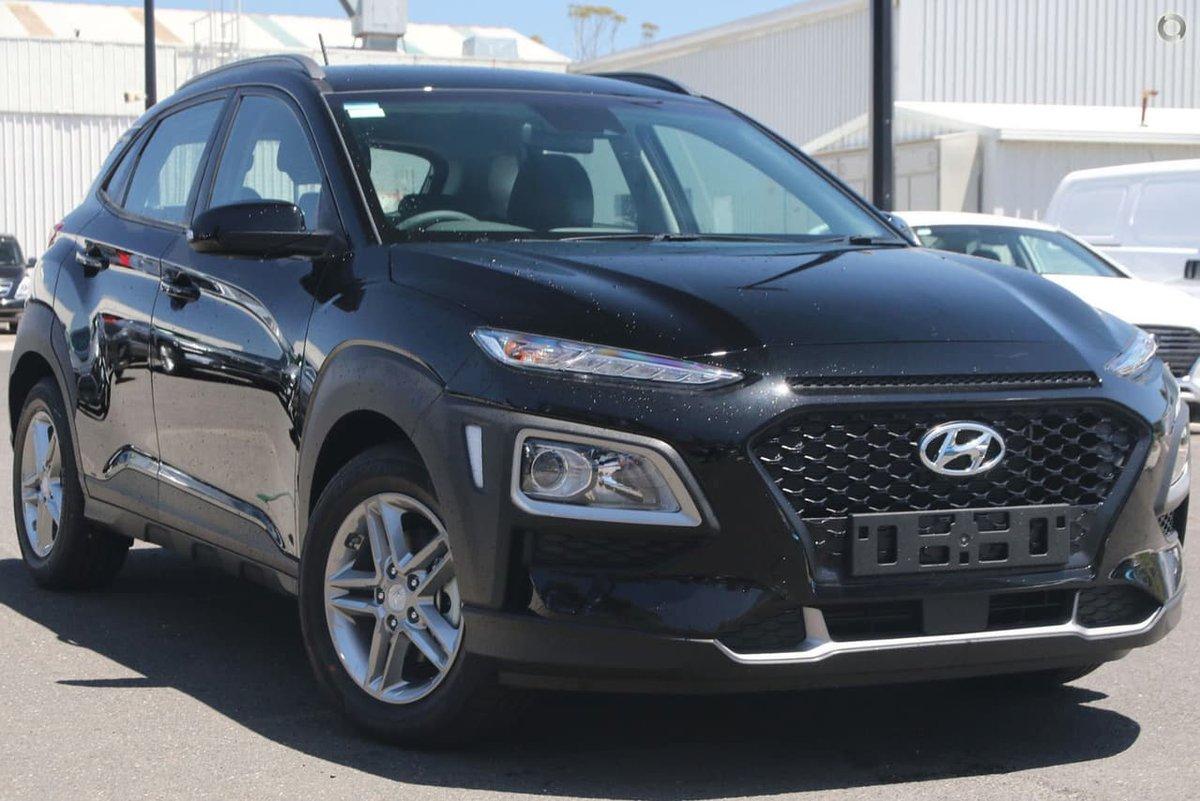 Hyundai Perth Service 2017 Hyundai Kona Active Os Black
