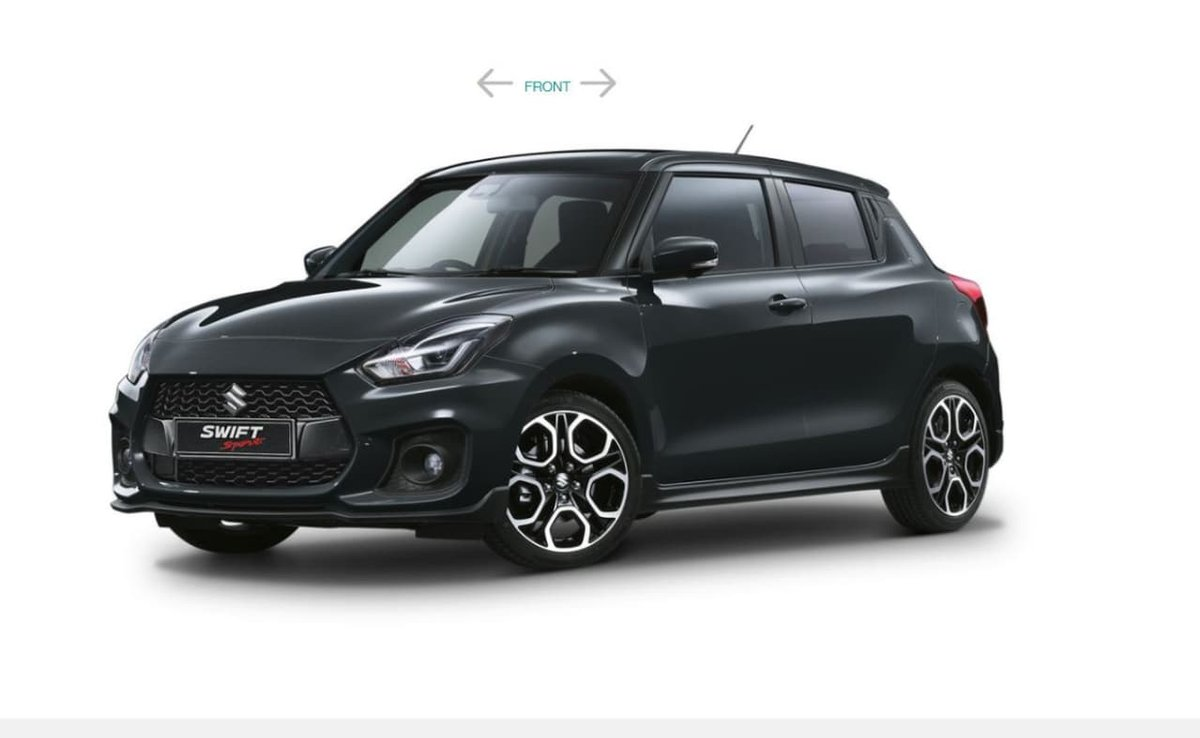 2018 suzuki swift sport az black for sale in dandenong booran suzuki. Black Bedroom Furniture Sets. Home Design Ideas