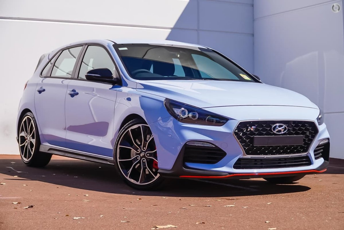 2018 hyundai i30 n performance pde blue for sale in. Black Bedroom Furniture Sets. Home Design Ideas