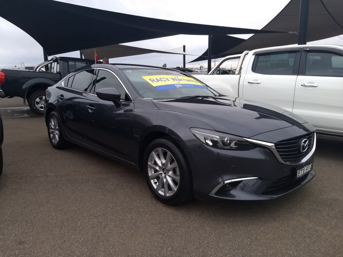 2015 mazda 6 touring gj series 2 grey for sale in. Black Bedroom Furniture Sets. Home Design Ideas