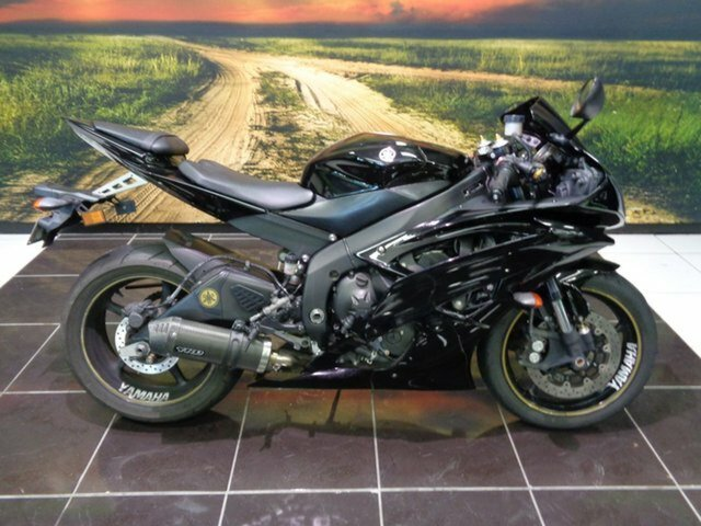 2010 Yamaha YZF-R6 (Black) for sale in West Ipswich - Ultimate ...