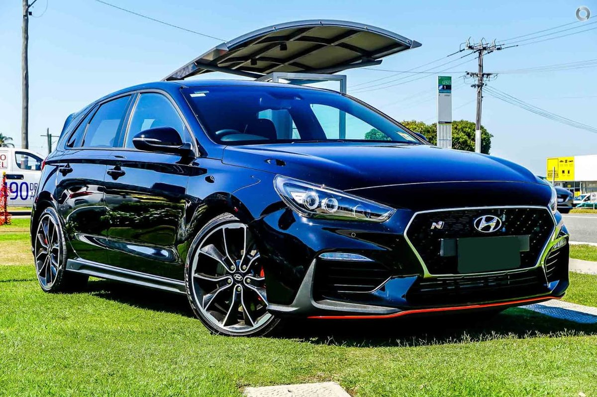 2018 hyundai i30 n performance pde black for sale in. Black Bedroom Furniture Sets. Home Design Ideas