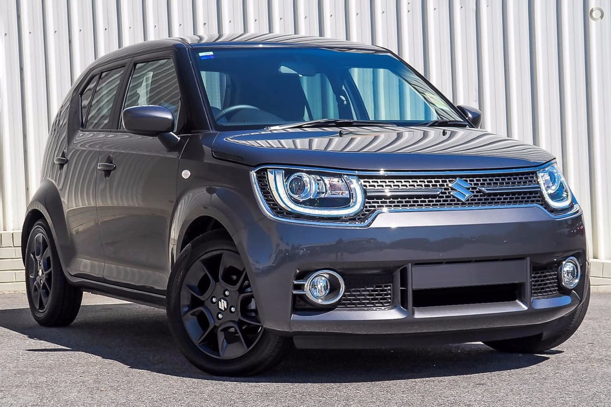 2018 suzuki ignis glx mf grey for sale in osborne park. Black Bedroom Furniture Sets. Home Design Ideas
