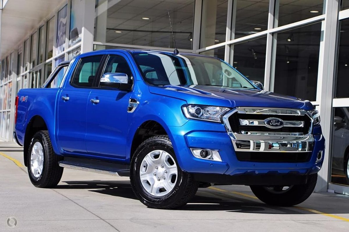 2018 ford ranger xlt px mkii blue for sale in ferntree. Black Bedroom Furniture Sets. Home Design Ideas
