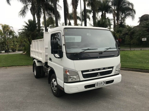 2010 Mitsubishi Canter FE64D (White) for sale in Regency Park