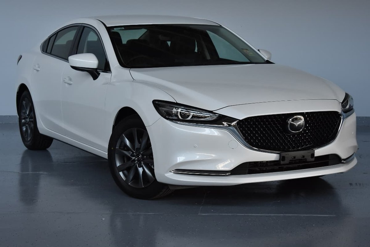 2018 mazda 6 gt gl series (white) for sale in north wyong - wyong mazda