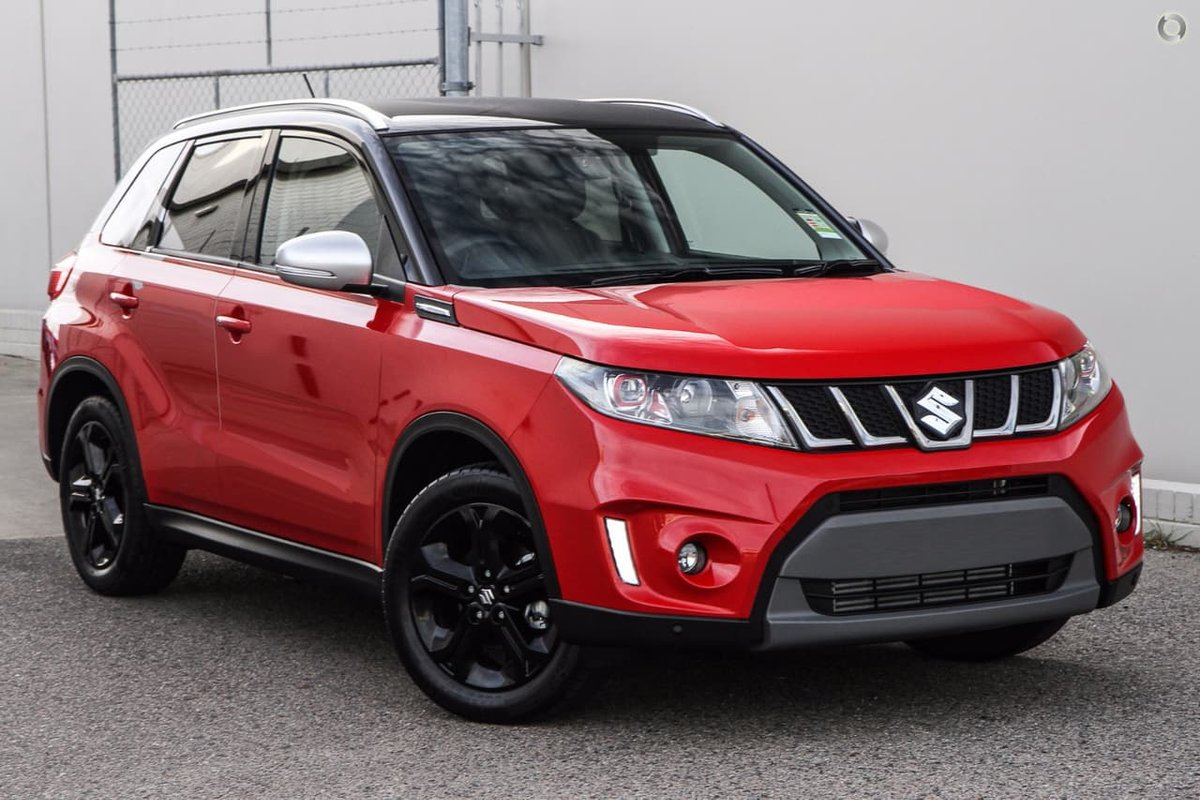 2018 suzuki vitara s turbo ly red for sale in dandenong booran suzuki. Black Bedroom Furniture Sets. Home Design Ideas