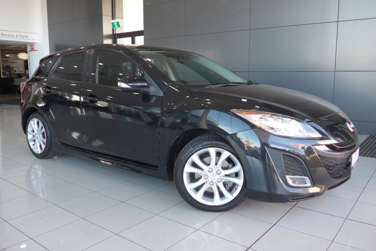 2011 Mazda 3 Sp25 Bl Series 1 Black For Sale In Hoppers Crossing