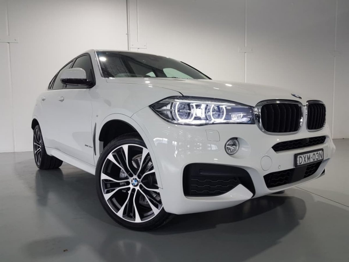 2018 Bmw X6 Tony Leahey Motor Group