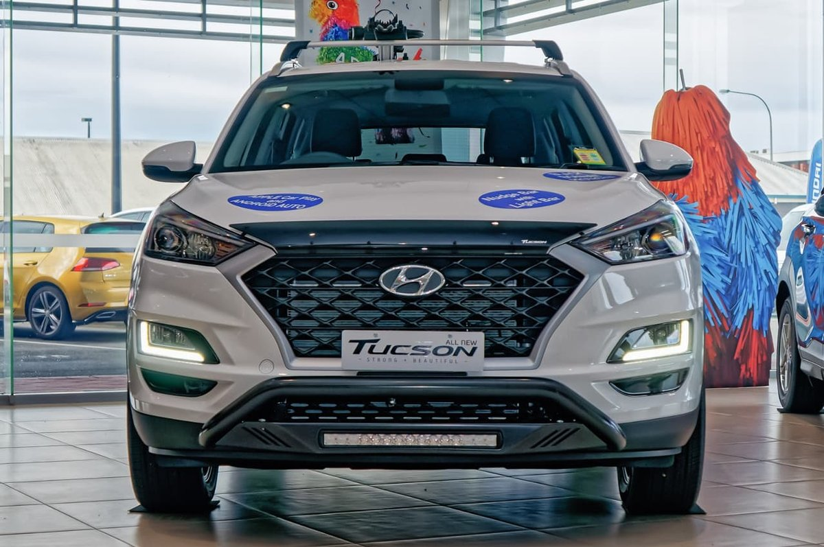 2018 Hyundai Tucson Driving The South West Geographe Used Cars