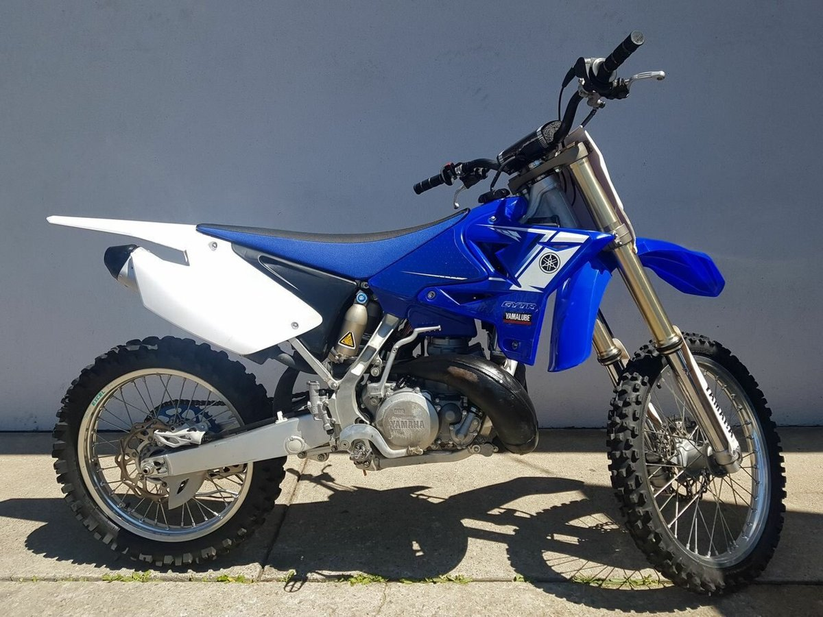 2014 Yamaha YZ250 (Blue) for sale at TeamMoto Yamaha Blacktown ...
