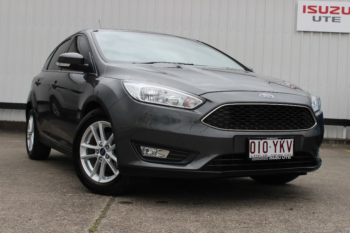 2018 Ford Focus Mmg Auto