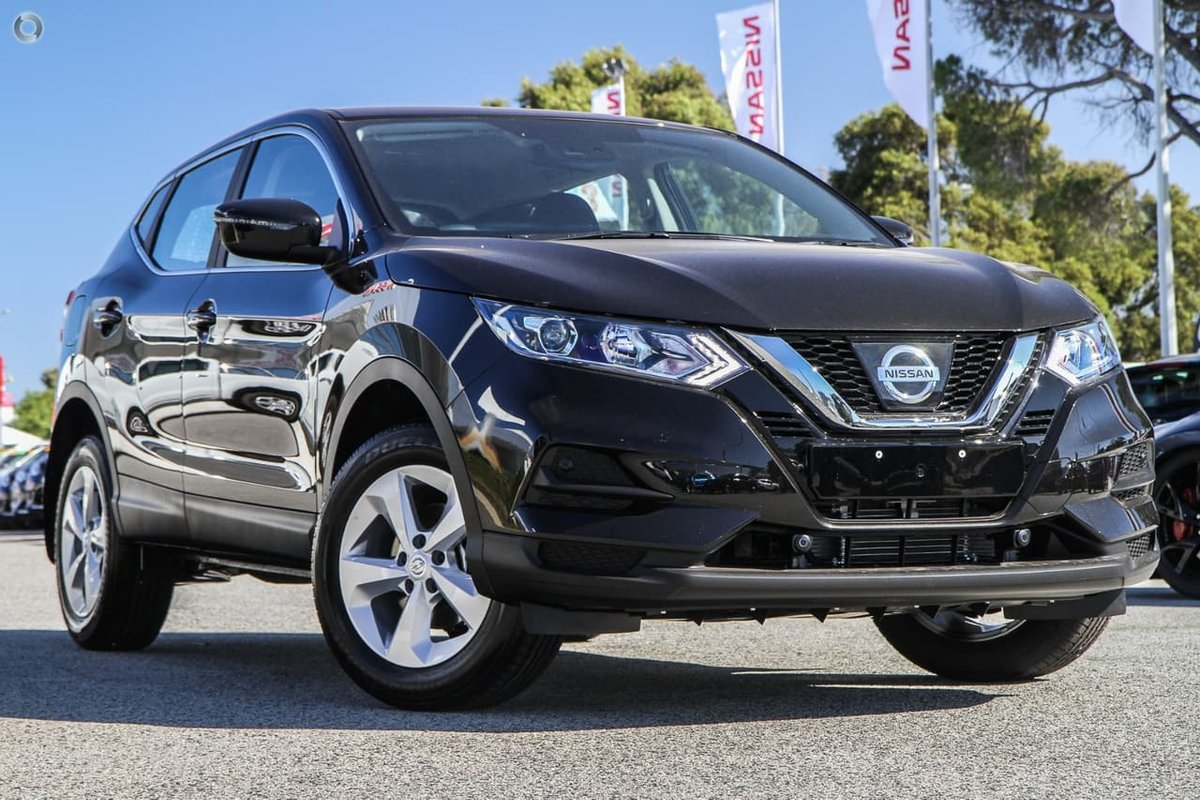 2018 Nissan Qashqai St J11 Series 2 Black For Sale In Wollongong