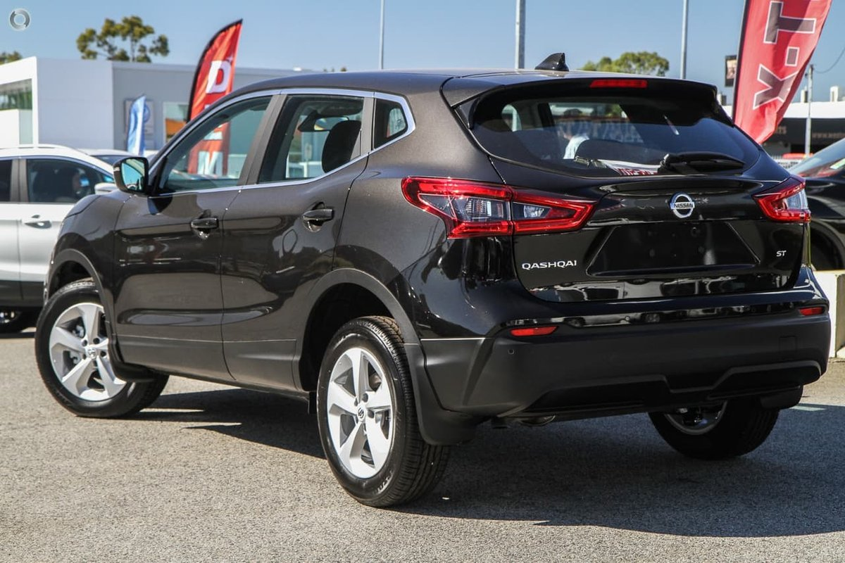 Wollongong Nissan 2018 Nissan Qashqai St J11 Series 2 Black For