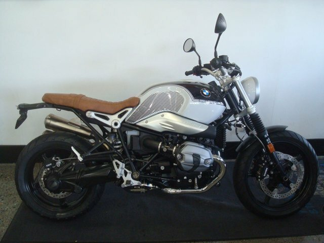 2018 Bmw R1200 R Nine T Scrambler White For Sale In Newstead
