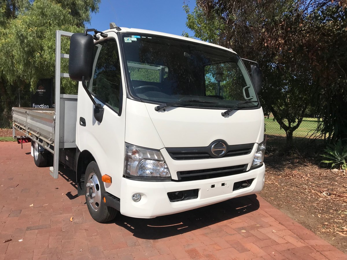 cf8dc091bf 2011 Hino 414 - 300 Series (White) for sale in Regency Park