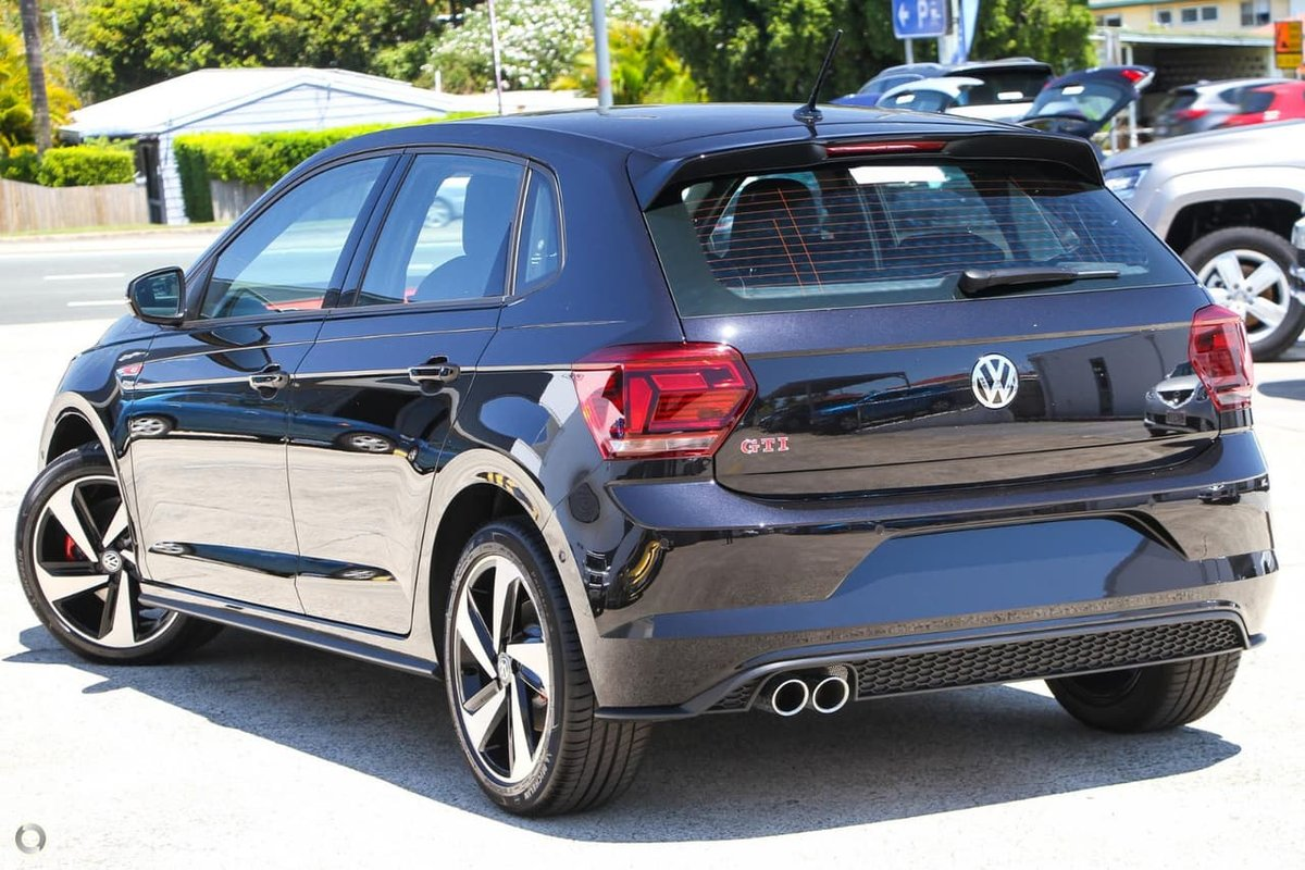 2019 Volkswagen Polo GTI AW MY19
