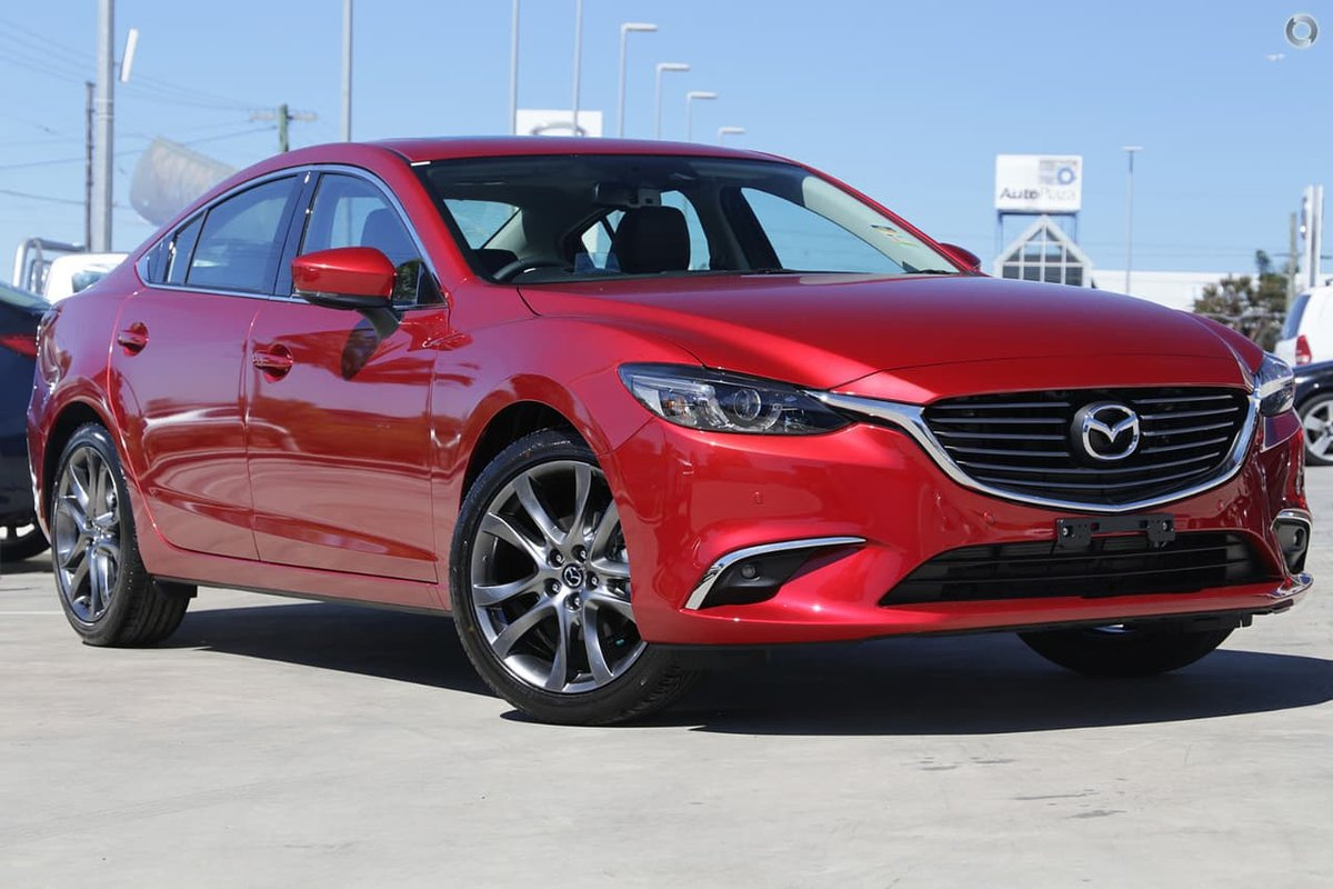 2018 mazda 6 gt gl series (red) for sale in rockingham