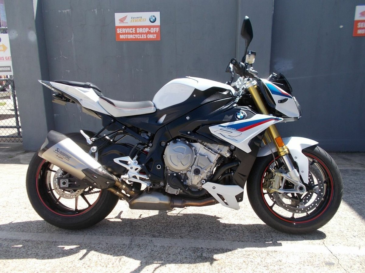 2018 Bmw S 1000 R White For Sale In Nerang At Teammoto Honda Gold