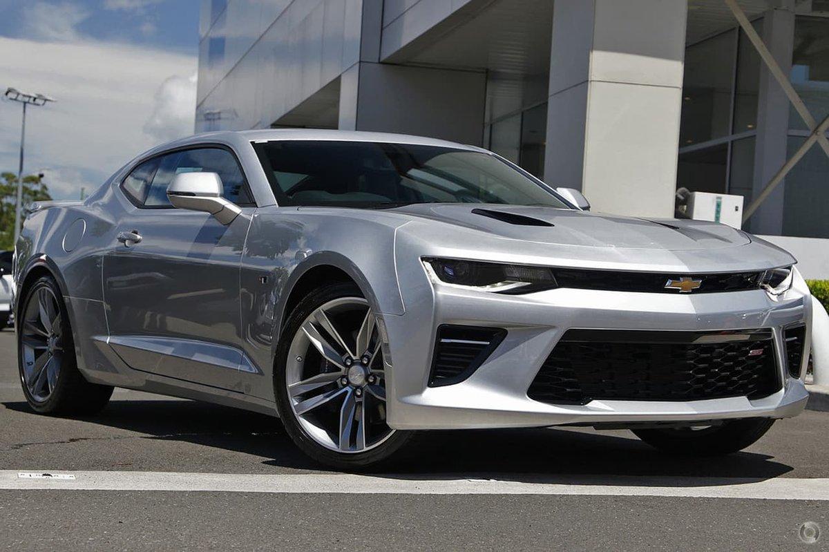 2018 Chevrolet Camaro - Madill Motor Group
