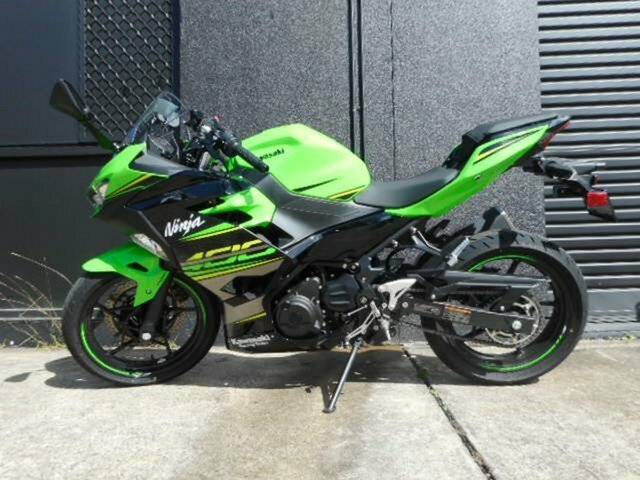 2018 Kawasaki Ninja 400 Krt Edition Green For Sale In Nerang At