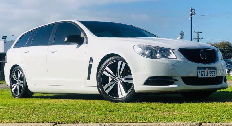 2014 Holden Commodore Evoke VF (White) for sale in Maddington