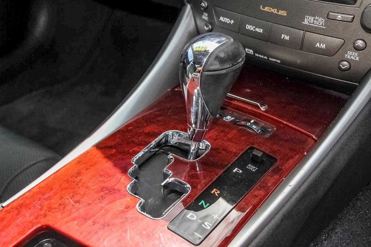 2006 Lexus IS250 Prestige GSE20R (Grey) for sale in Noosa