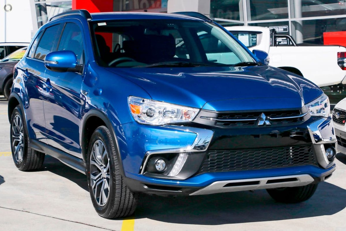 2019 Mitsubishi Asx Ls Xc My19 Blue For Sale In Morley Perth